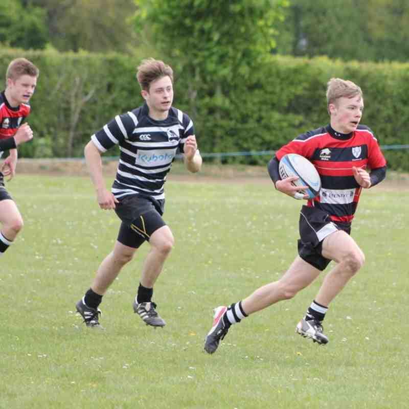 U16 Newbury 10s May 2015