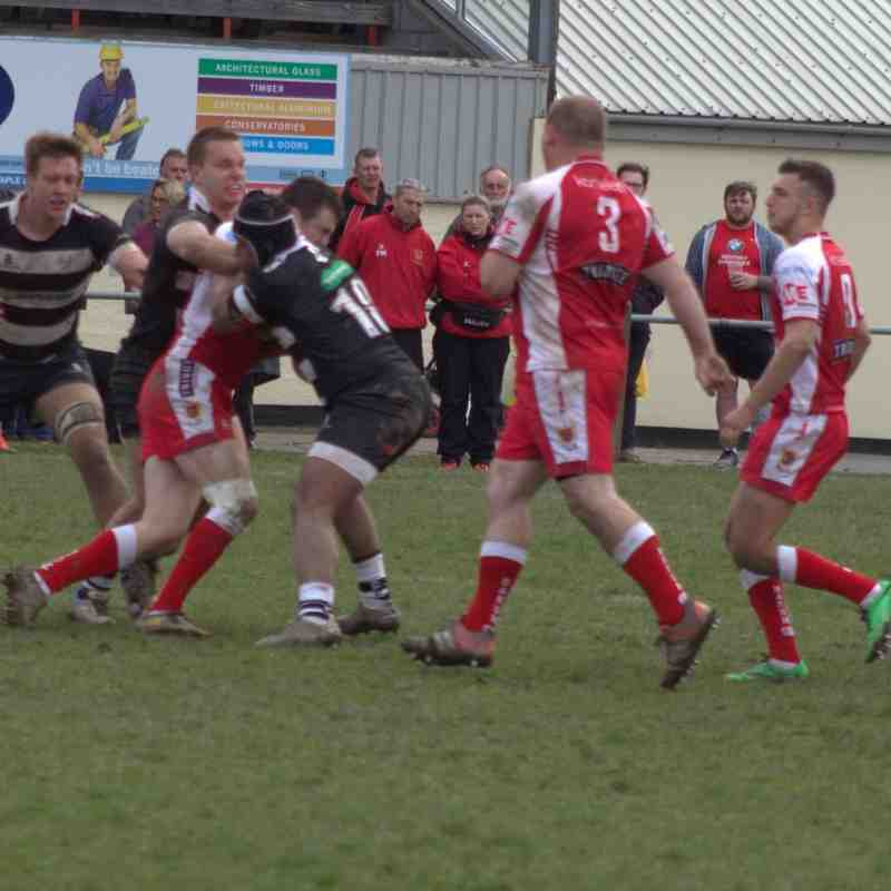 1st XV v Barnstaple 2 April 2016