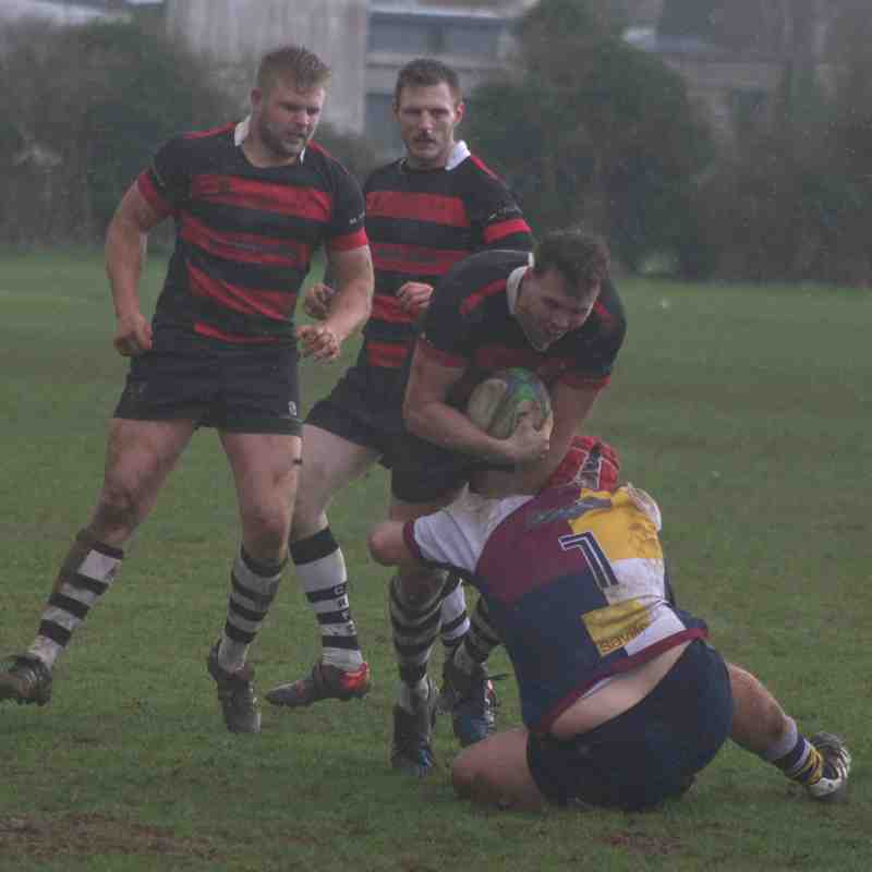 1st XV v Oxford Harlequins 4 Mar 2017