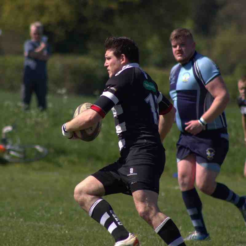 2nd XV v Supermarine 22 Apr 2017