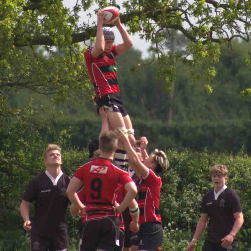 U18 v Wimborne DW Final 7 May 2017 Pt 1