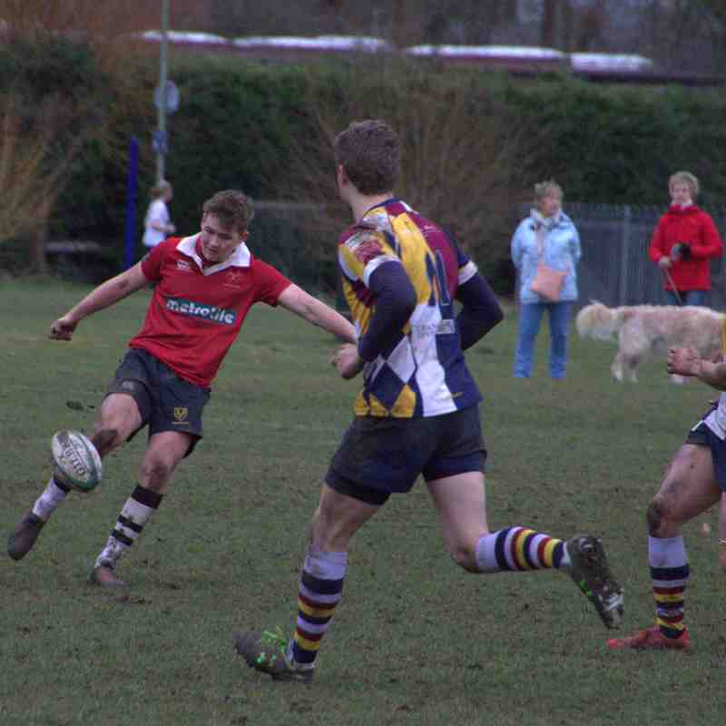 1st XV v Oxford Quins 10 March 2018