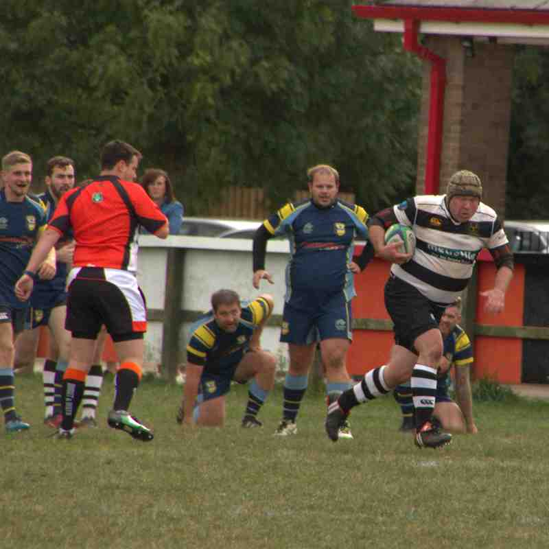 2nd XV v Trowbridge 15 Sept 2018
