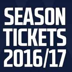 Season Ticket Now Available