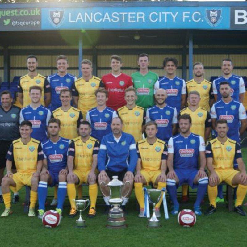 Stourbridge 0 - 0 Lancaster City