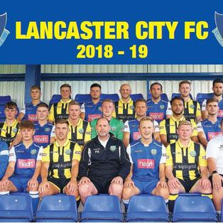 Buxton v Lancaster City FC