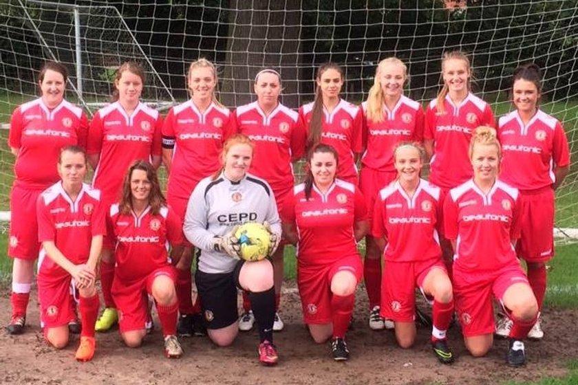 Open Age Development Squad beat Tranmere Rovers Ladies Dev. Squad 2 - 4