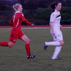 2016-2017 FAWPL Crewe Alex Ladies v Leeds Ladies 11/12/2016