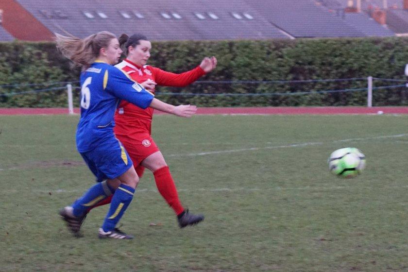 Sutton Coldfield Town Ladies FC 0 - 0 Crewe Alexandra Ladies FC