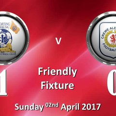 2016-17 Friendly Fixture Sporting Khalsa v Crewe Alex Ladies 02/04/2017