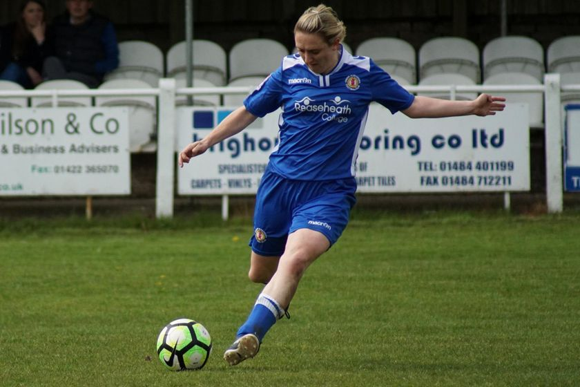 1st Team  lose to FC United of Manchester Women 1 - 3