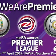 2016-2017 FAWPL Brighouse Town Ladies v Crewe Alex Ladies 30/04/2017