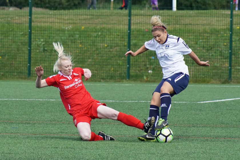 1st Team  lose to Huddersfield Town Ladies FC 5 - 1