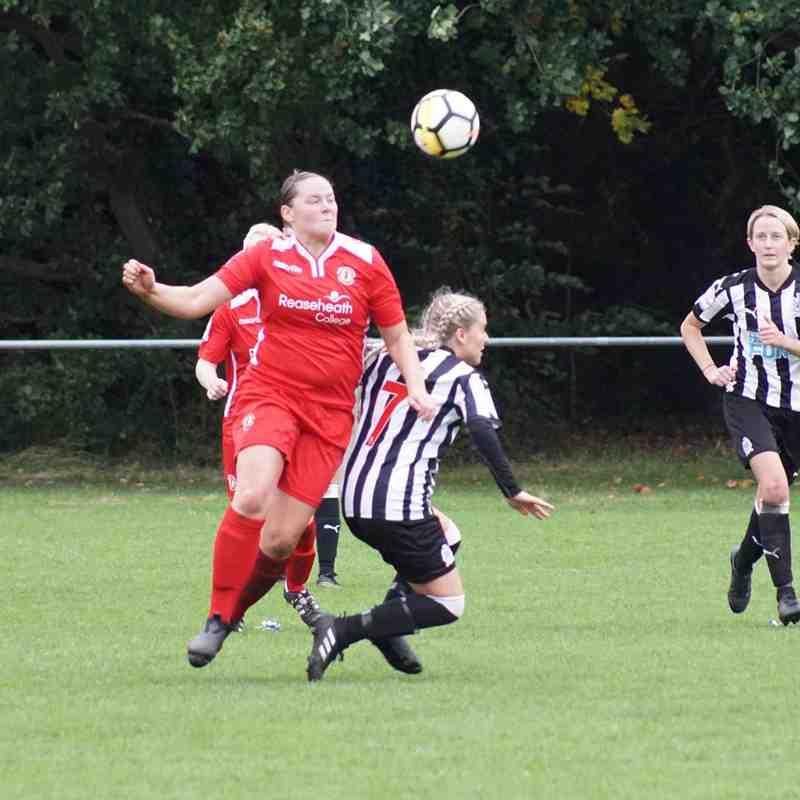 2017-18 Season Newcastle Women FC vs.CALFC FAWPL Northern Division 1