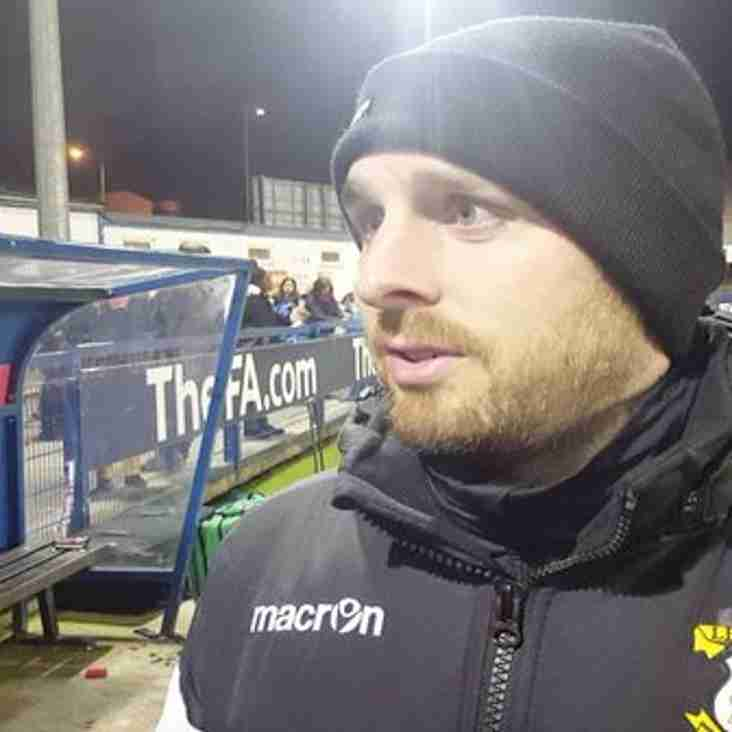 Joint manager Donnelly believes Belper is perfect environment for him