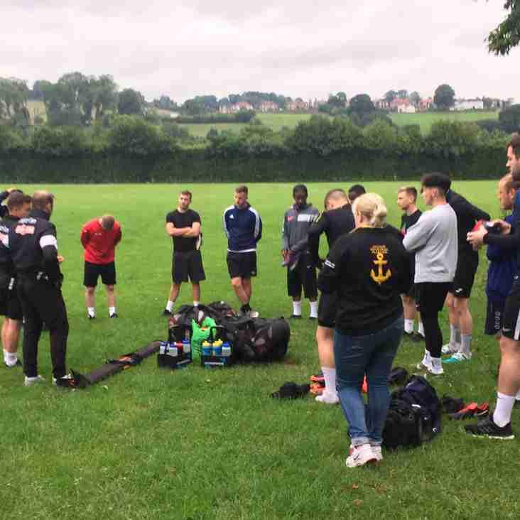 Nailers begin pre-season training