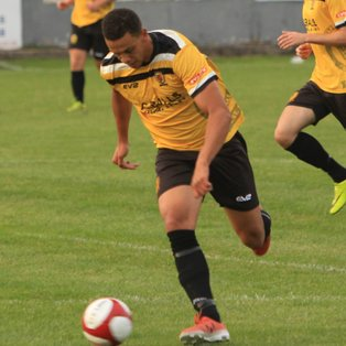 Steadman scores in first pre-season home game