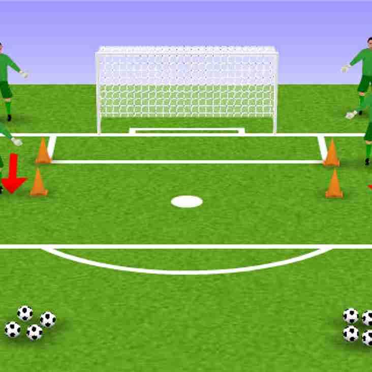 Goalkeeper Training Cancelled