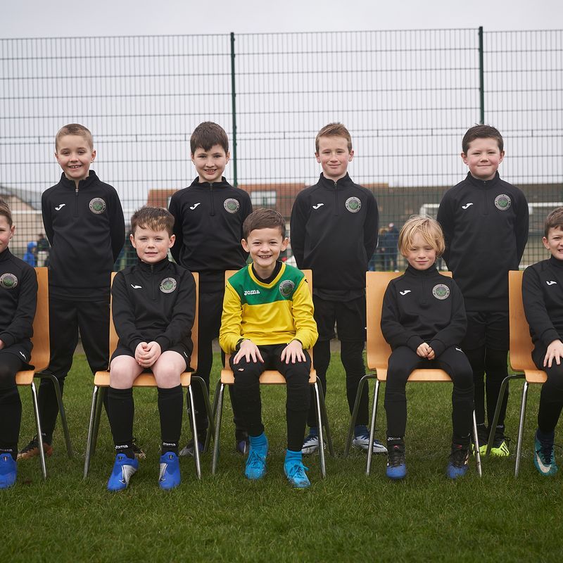 Dalkeith Thistle CFC (Iniesta) vs. Leith Athletic