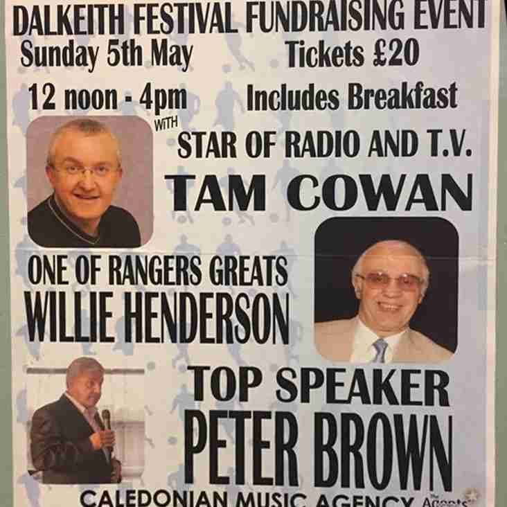 Dalkeith Festival fundraising event