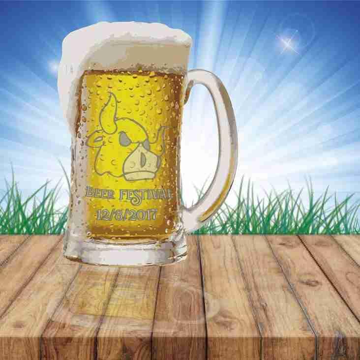 Bulls Beer Festival this Saturday!