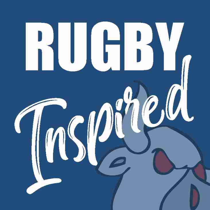 Are you rugby inspired?