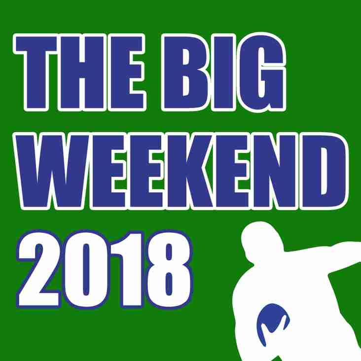 The Big Weekend 2018