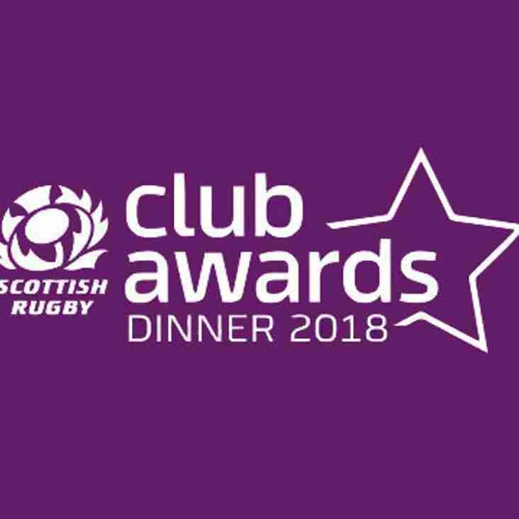 Scottish Rugby Club Awards
