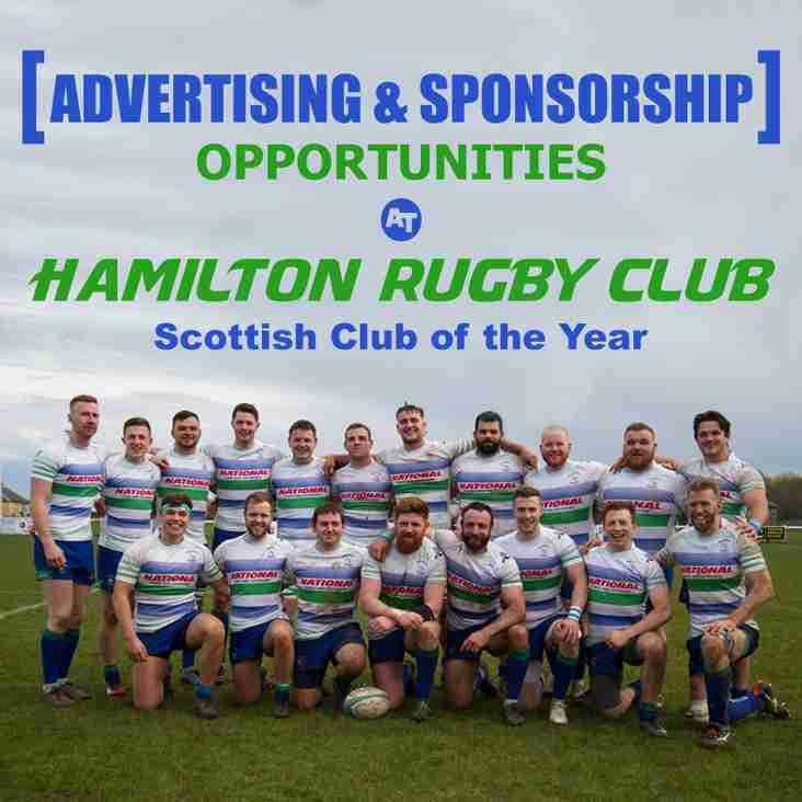 Advertising & Sponsorship Opportunities