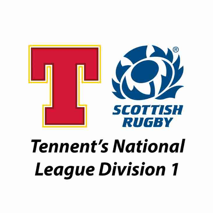 Tennent's National League Division 1
