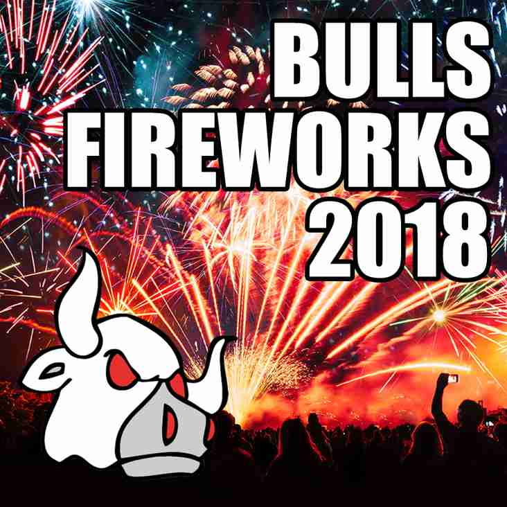 Bulls Fireworks are tonight!