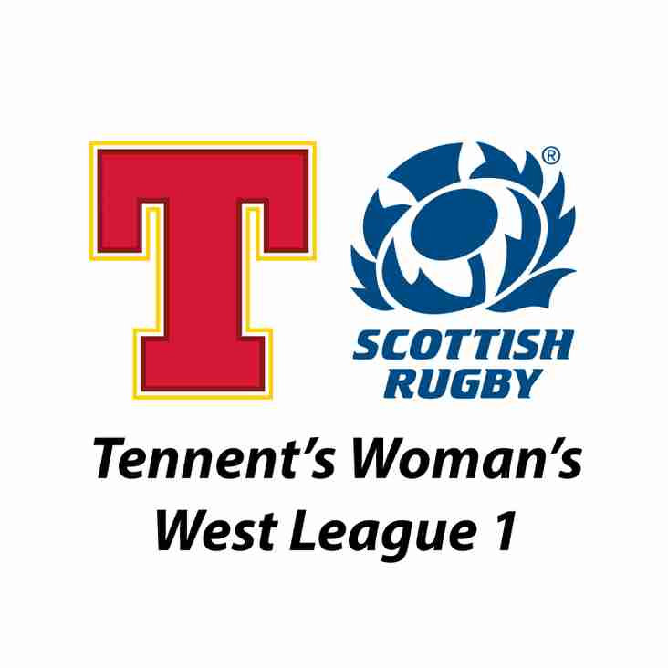 Restructure of Tennent's Women's Leagues