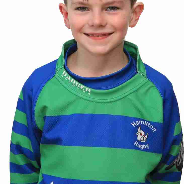 Game Day Mascot – Dundee HSFP