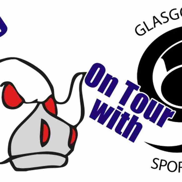 Bulls on Tour with Glasgow Thistles - UPDATED