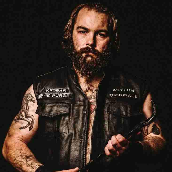 Wrestler Adam Kuczwalski hopes to grab a ticket to stardom