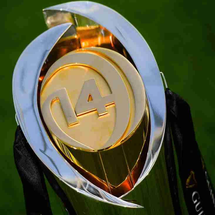 Guinness Pro 14 Trophy