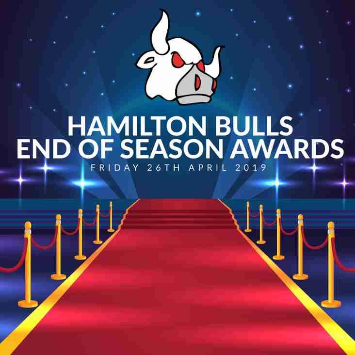 Bulls End of Season Awards