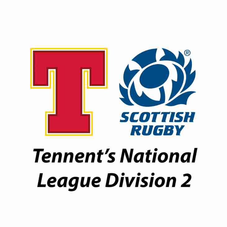 Tennent's National League Division 2