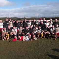 Masters to Run out again at NEW Ravens