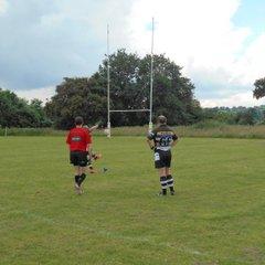 1st Team v Northampton Demons - 25th June 2016