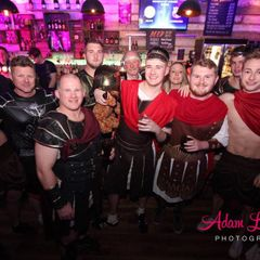 Ravens on Tour in Liverpool