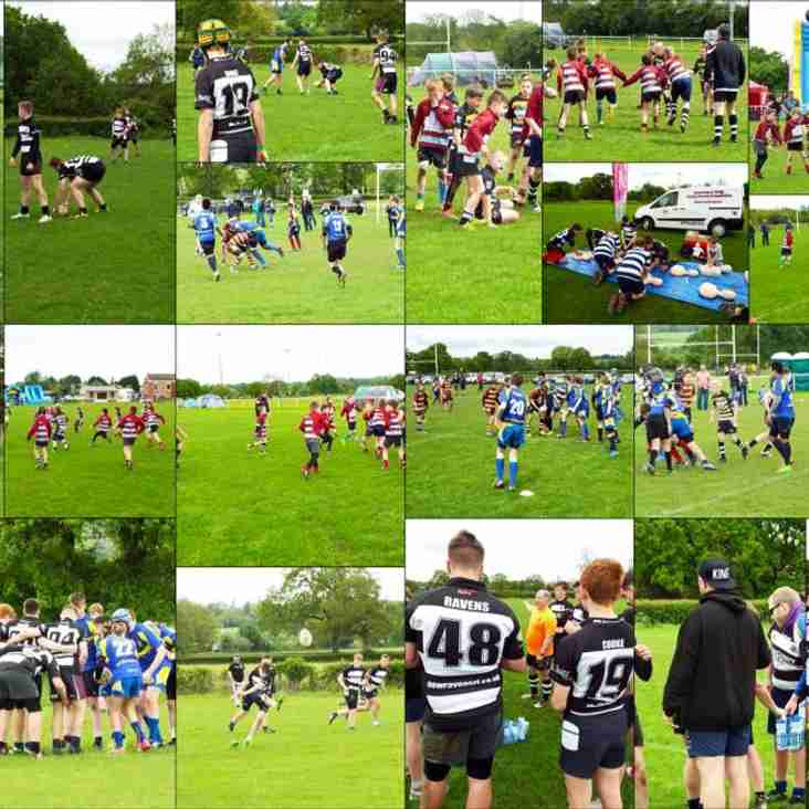 junior weekend festival huge success