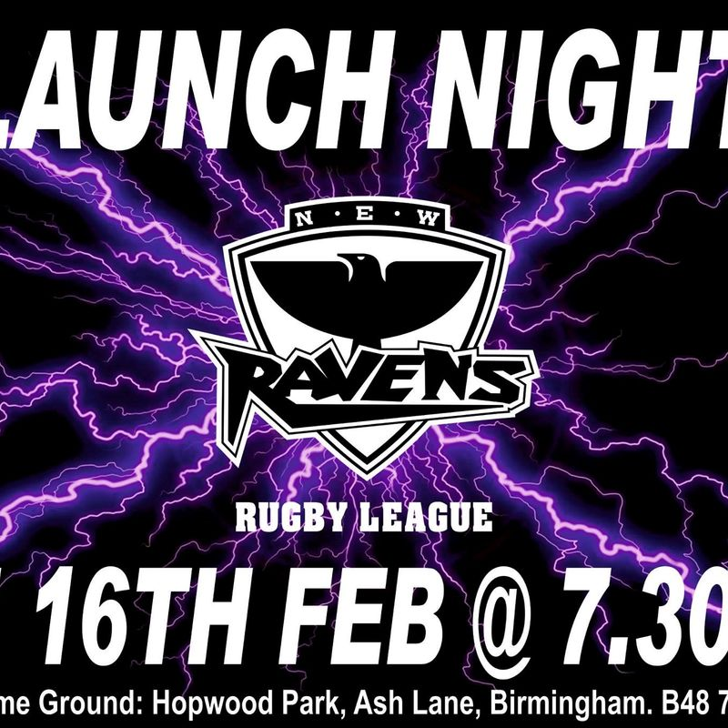 2018 Launch Night