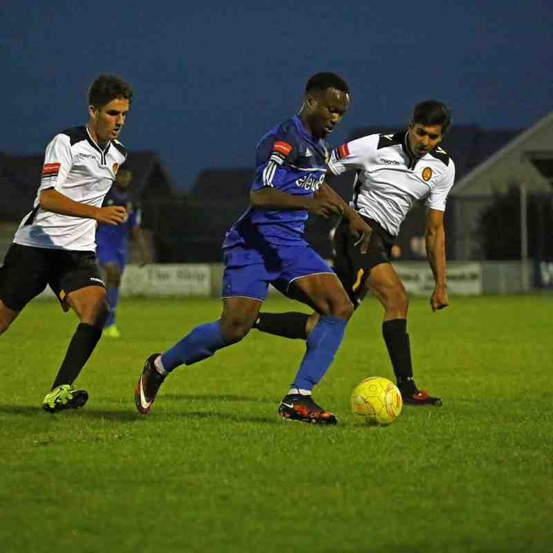 Aveley vs East Thurrock