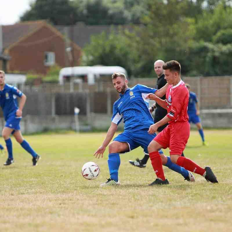 03/09/16 - Aveley 2-1 Wroxham