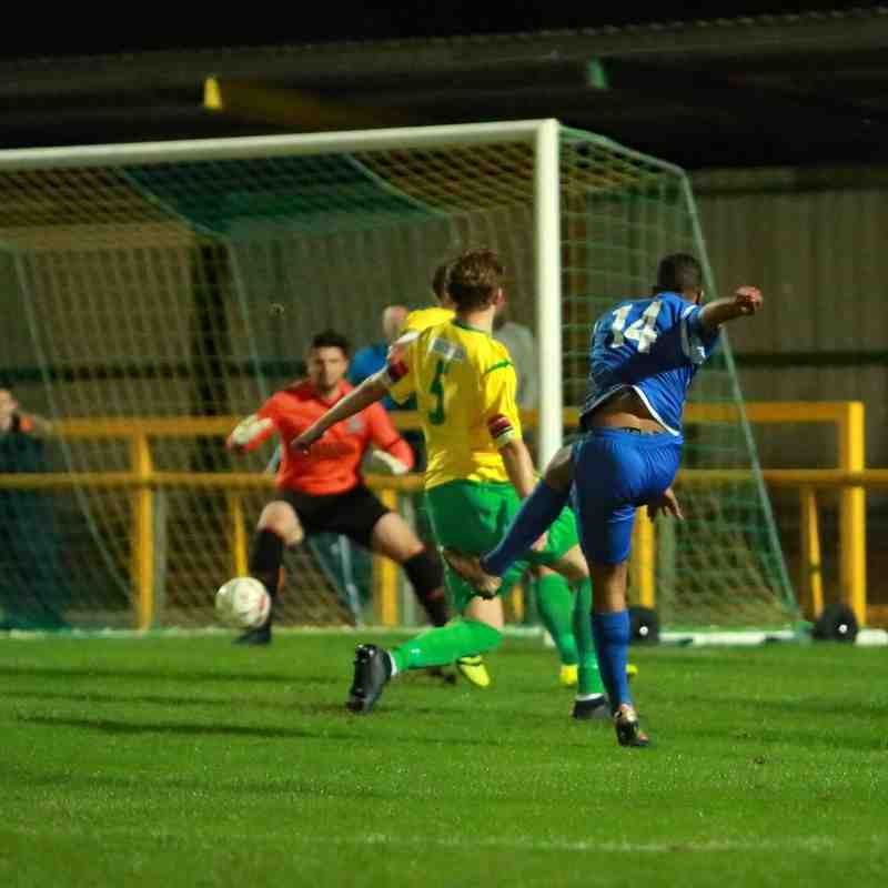 27/09/16 - Thurrock 2-2 Aveley