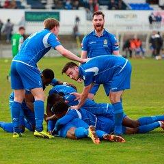 11/03/17 - Aveley 2-0 Soham Town Rangers