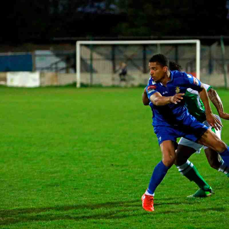 31/03/17 - Aveley 2-2 VCD Athletic