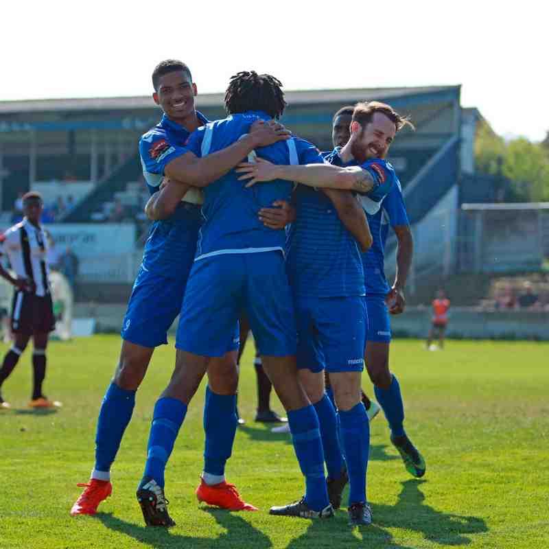 08/04/17 - Aveley 3-0 Heybridge Swifts