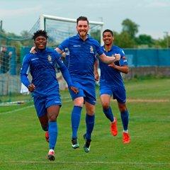 17/04/17 - Aveley 1-0 AFC Hornchurch